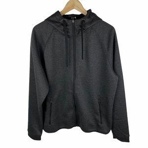 32 Degrees Heat Zip Front Hoodie Jacket Large